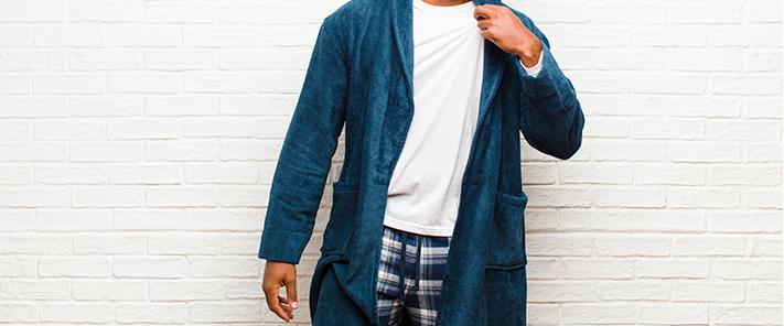 pijamas de caballero verano 2020